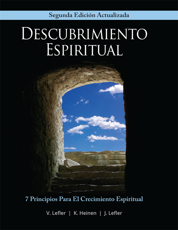 Spanish Spiritual Discovery front cover