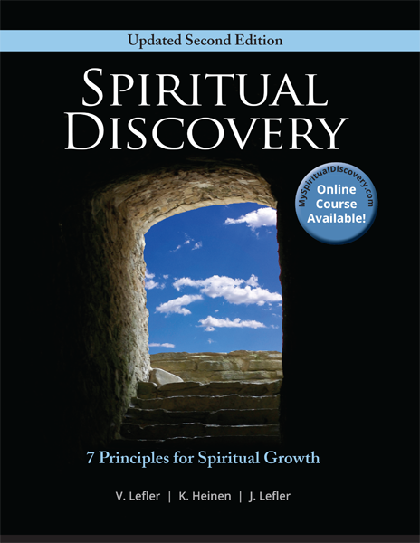Overcome unhealthy patterns that lead to bad habits, discouragement, codependency and addictions. Learn 7 principles for spiritual growth.