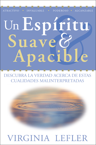 Spanish Gentle and Quiet Spirit front cover
