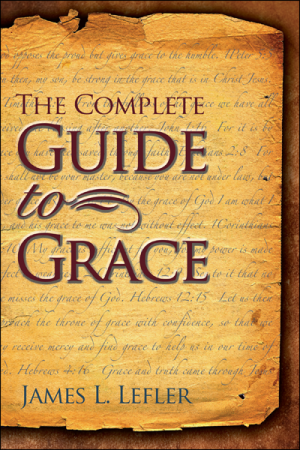 "This book answers the question, ""What's the difference between grace, mercy and forgiveness."""